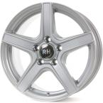 RH AR4 SPORT-Silber lackiert(GTALU842-1086)