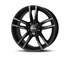 Rial X10 racing-schwarz(GTALU843-1503)