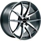 Tomason TN10 gunmetal polished(GTALU826-260)