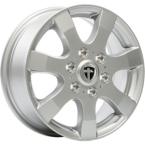Tomason TN3F silber lackiert(GTALU826-415)