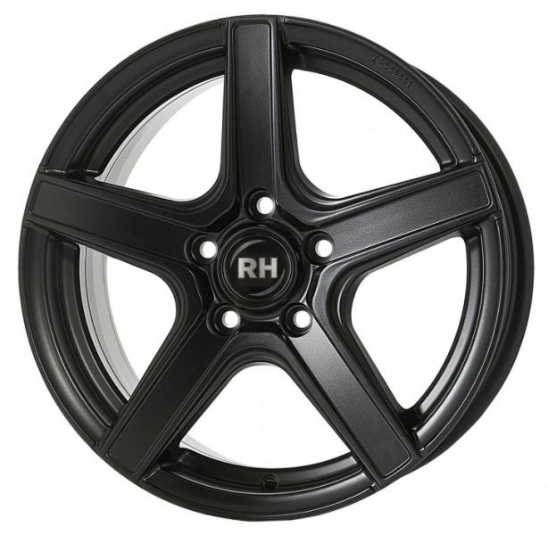 RH AR4 racing schwarz lackiert