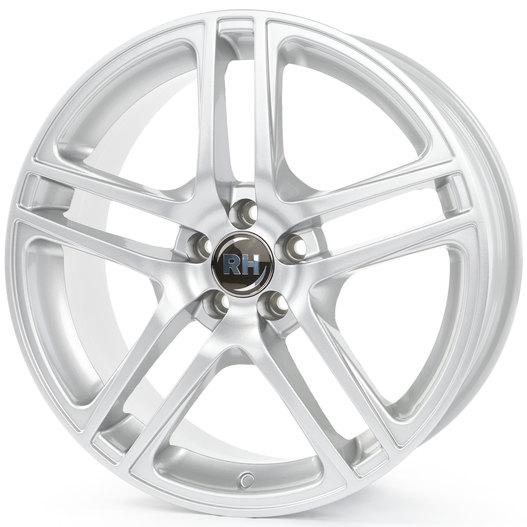 RH BE Twin Sport-Silber lackier