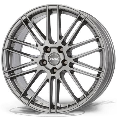 Rial Kibo metal-grey
