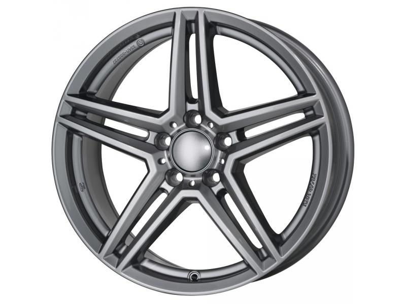 Rial M10X metal-grey