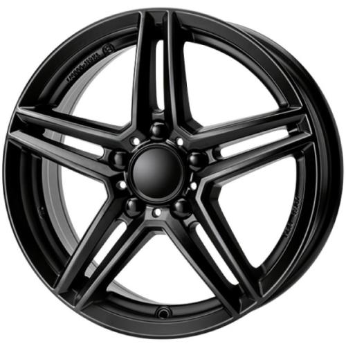 Rial M10X racing-schwarz
