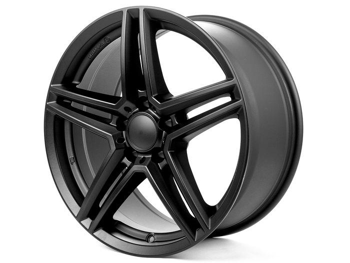 Rial M10 racing-schwarz