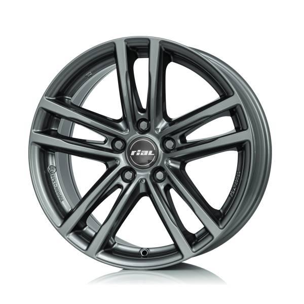 Rial X10 metal-grey