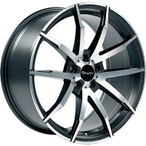 Tomason TN10 gunmetal polished