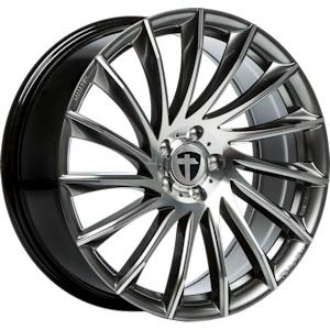 Tomason TN16 Dark hyper black polished