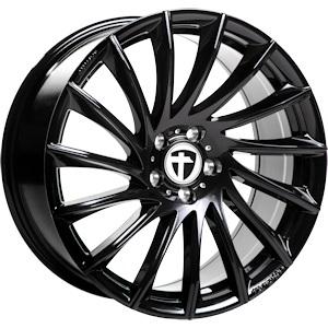 Tomason TN16 black painted