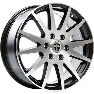 Tomason TN1F Black matt polished