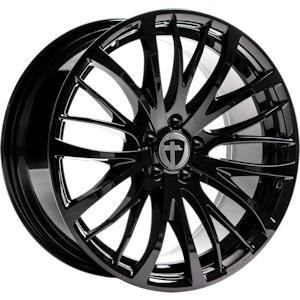 Tomason TN7 black painted